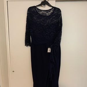 Marina dresses full length gown size 14
